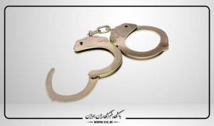 سارق اماکن خصوصی در سامان دستگیر شد