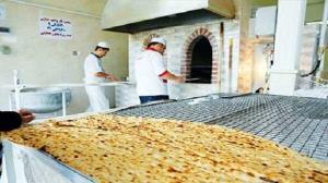 جریمه بیش از ۱۰۰ نانوای متخلف در سیاهکل