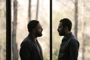 روبهرو شدن نوید محمد زاده و صابر ابر در سریال «قورباغه»