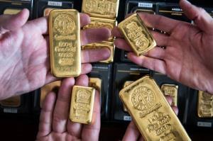 قیمت جهانی طلا با افت دلار رشد کرد