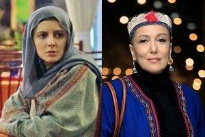 بازیگران زن ایرانی که با موی تراشیده جلوی دوربین رفتهاند!