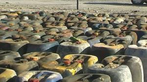 جلوگیری از خروج محموله سوخت قاچاق با هوشیاری دریابانان ماهشهر