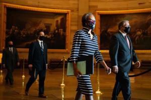 آغاز روند محاکمه ترامپ در مجلس سنا
