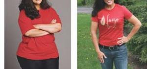 راز لاغر شدن از نگاه زن هندی که ۴۰ کیلو وزن کم کرده است