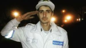 شکایتی از طرف سرباز راهور به پلیس آگاهی ارائه نشده است