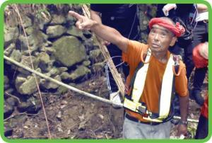 قهرمان 80 ساله کوهستان