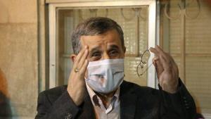 واکنشی به ادعای ارتباط احمدی نژاد با اجنه