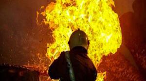 آتش سوزی گسترده در انبار داروهای قاچاق