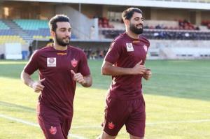 دو پرسپولیسی بهترین مدافعان لیگ قهرمانان آسیا ۲۰۲۰ شدند