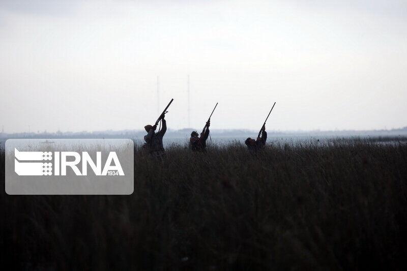 ۱۱۱ شکارچی غیر مجاز در استان تهران دستگیر شدند