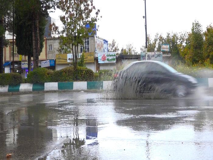 هشدار نارنجی فعالیت سامانه بارشی در خوزستان