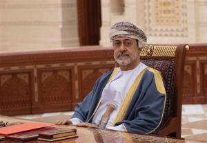 پیام مکتوب سلطان عُمان به امیر کویت