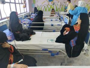 ۴۳۰۰ زوج سیستان و بلوچستان خدمات مشاره تالاسمی دریافت کردند