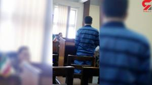 آزادی قاتل ناپدری پس از ۱۶ سال