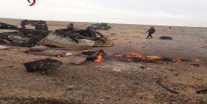 کشته شدن ۸ تروریست در عملیات ارتش سوریه