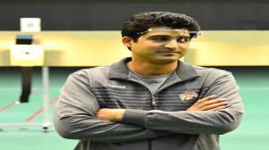 تیرانداز شیرازی در اردوی تیم ملی