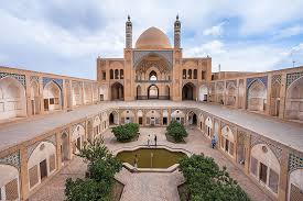 کلیپ فوق العاده از مسجد آقا بزرگ کاشان