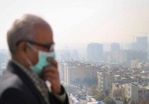 کیفیت هوای ارومیه برای گروه های حساس ناسالم است