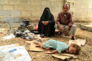 فاجعه در یمن؛ دهها هزار نفر بابت قحطی در آستانه جان باختن هستند