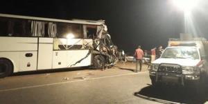 تصادف اتوبوس در جاده تهران ـ مشهد و باز هم تناقض آمارها!