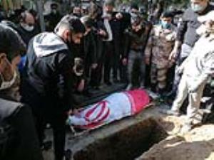 جانباز ۷۰ درصد استان تهران آسمانی شد