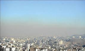 پیش بینی افزایش غلظت آلاینده ها برای اصفهان