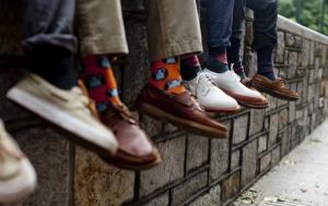 چند راه آسان برای ست کردن جوراب با کفش و شلوار