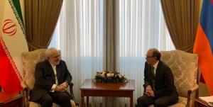 ظریف دیدارها در ارمنستان را پربار توصیف کرد
