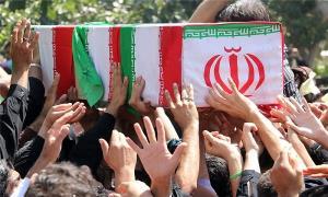 پیکرهای مطهر ۴ شهید گمنام در تهران تشییع میشوند