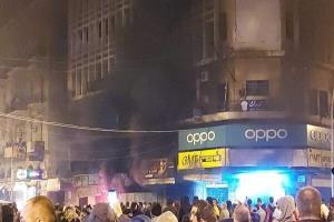 زخمی شدن ۳۱ نظامی در جریان اعتراضات لبنان