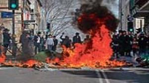 یهودیان ارتدکس و پلیس اسرائیل دوباره به جان هم افتادند