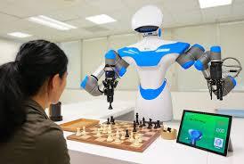 ابداع هوش مصنوعی شطرنج باز