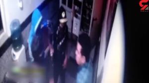 فیلم هالیوودی از صحنه بازداشت مردان بیرحم گرگان