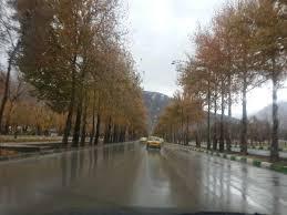 پیش بینی بارش برف و باران در استان کرمانشاه