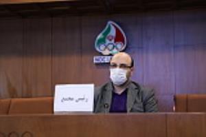 سکوت عجیب و معنادار علینژاد در مجمع انتخاباتی فدراسیون نجاتغریق و غواصی