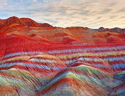 کوههای رنگی ماهنشان؛ جاذبه کمتردیده شده زنجان