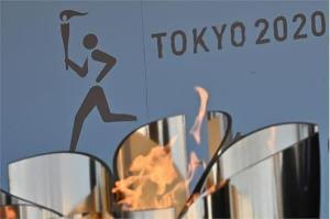 مشعل المپیک در حال حذف از جادههای ژاپن