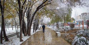 ورود سامانه بارشی به چهارمحال و بختیاری از روز جمعه