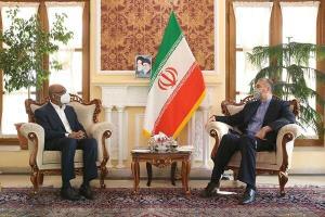 امیرعبداللهیان: ایران همواره دست دوستی به سوی همسایگان دراز کرده است