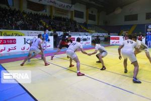 رقابتهای کبدی سیستان و بلوچستان آغاز میشود