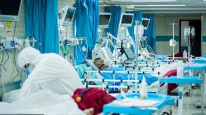 بستری شدن ۱۳ بیمار جدید مبتلا به کرونا در مهاباد