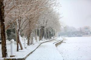 برف و باران در راه آذربایجان غربی