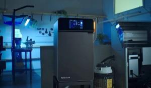 رونمایی از یک چاپگر ۳ بعدی خانگی اما حرفهای