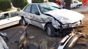تغییر مسیرهای ناگهانی عامل ۱۰ درصد از تصادفات تهران است