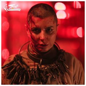 جدیدترین تصویر از لیلا حاتمی با موهای تراشیده در «قاتل و وحشی»