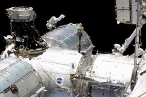 پیادهروی امروز فضانوردان در مدار زمین