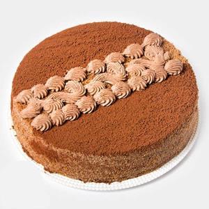 آموزش راحت ترین کیک شکلاتی بی بی به روش کافی شاپ ها