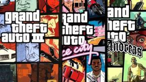 GTA Trilogy Remastered منتشر خواهد شد