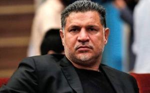 چهره ها/ احساس ناراحتی علی دایی از خبر درگذشت مهرداد میناوند
