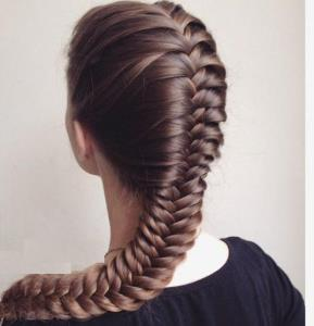 ترفند بافت مو فوق العاده راحت و شیک